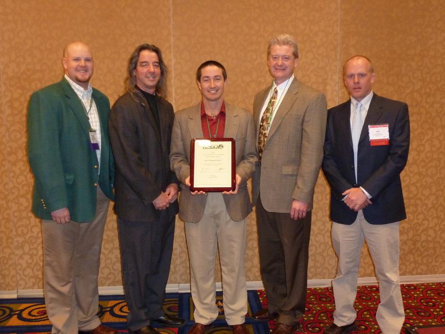 2009 Iowa Golf Course Superintendents Association Environmental Stewardship Award